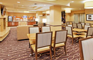 Top Restaurants in Holiday Inn Express Hotel & Suites Salinas